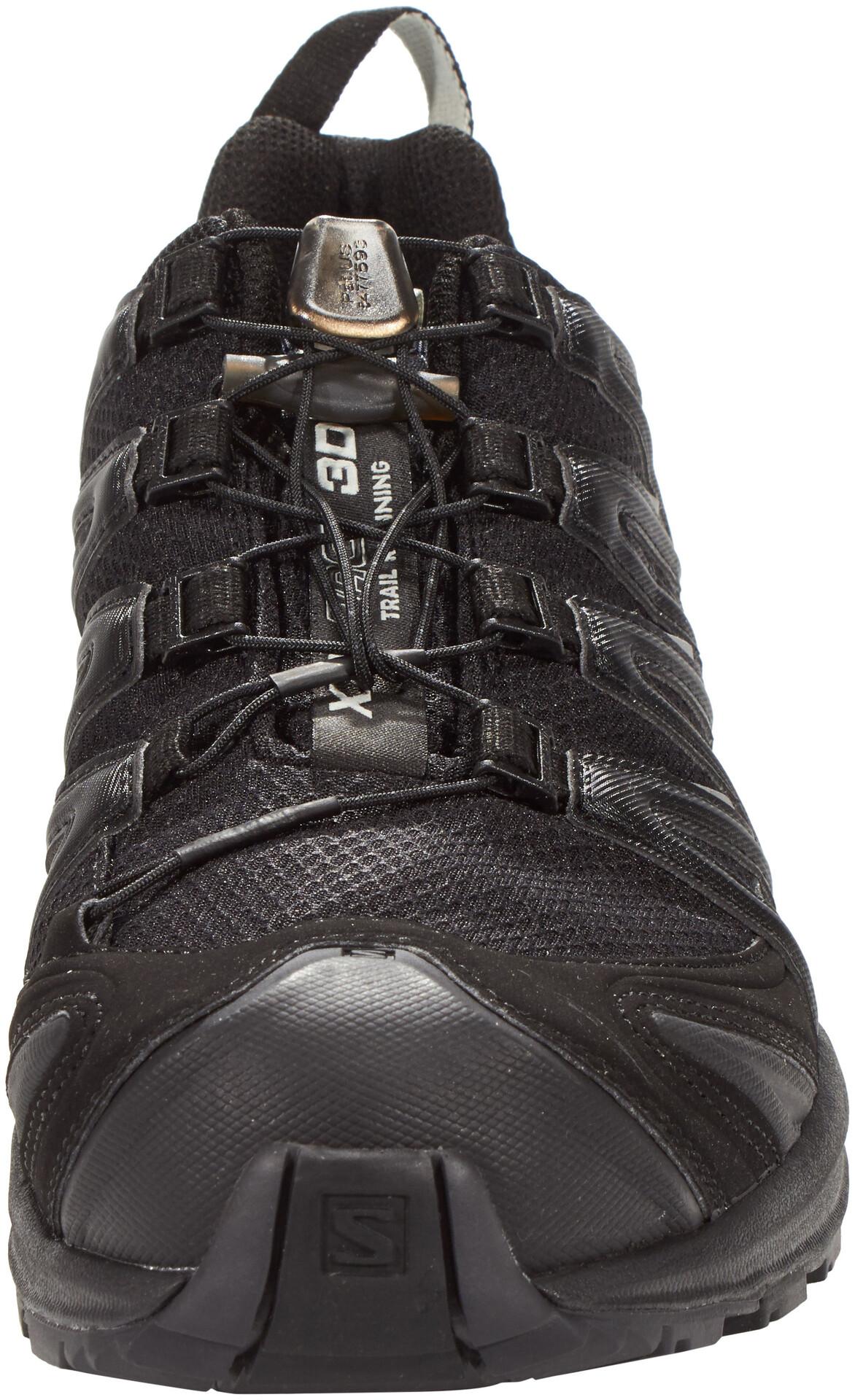 Pro MujerBlackblackmineral Grey Xa Zapatillas Gtx Salomon 3d XiuPkZ